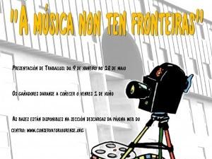 I Concurso de curtametraxes do CMUS Ourense