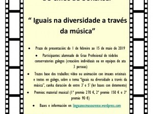 II Concurso de curtas CMUS Ourense
