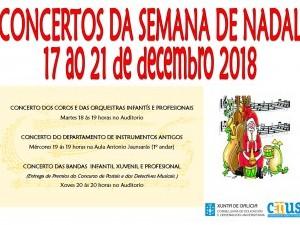 Semana de Nadal 2018