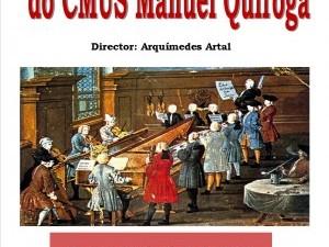 Concerto orquesta Barroca CMUS Pontevedra
